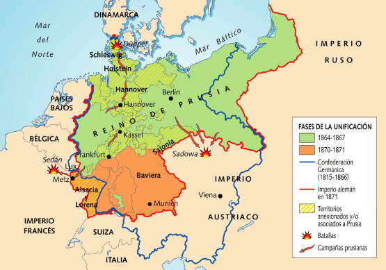 topic politica alemania europa anos