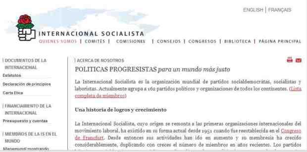 internacional-socialista