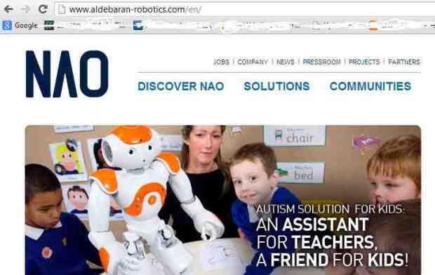 aldebaran-robotics