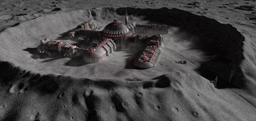 ROL GANZTER - CAPITULO 7 Fortaleza-lunar