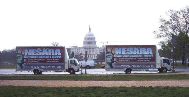 nesara-trucks-dc